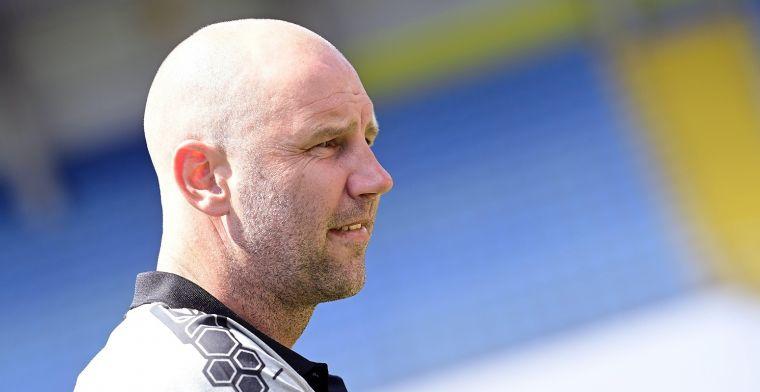 OFFICIEEL: Westerlo zet Peeters aan de deur na tegenvallend seizoen