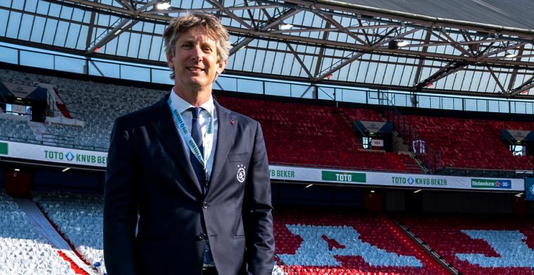 Van der Sar baalt van afzeggen voor WK 2010: 'Wat had ik een spijt, absoluut'