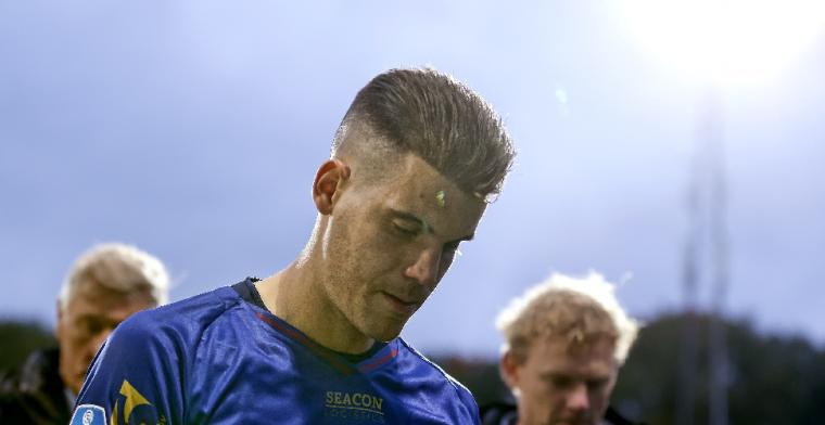 'De B- of C-keus van Ajax zou bij ons sowieso basisspeler zijn'