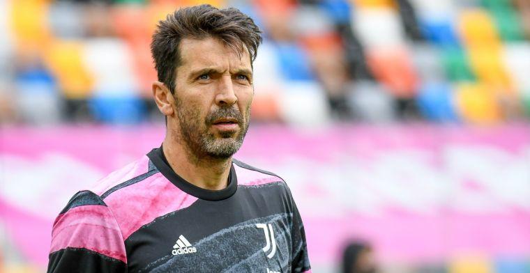 Buffon (43) neemt definitief afscheid van Juventus en opent deur voor nieuwe club