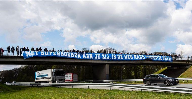 'De Graafschap-fans, voor wie de club als religie is, zullen niet thuisblijven'