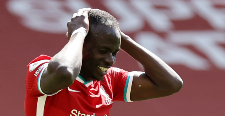 Mané onderwierp zich aan onderzoek na 'slechtste seizoen van zijn carrière'