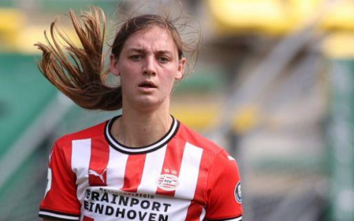 Afbeelding: Droomtransfer voor 'ons Aniek': Oranje Leeuwin van PSV naar Chelsea