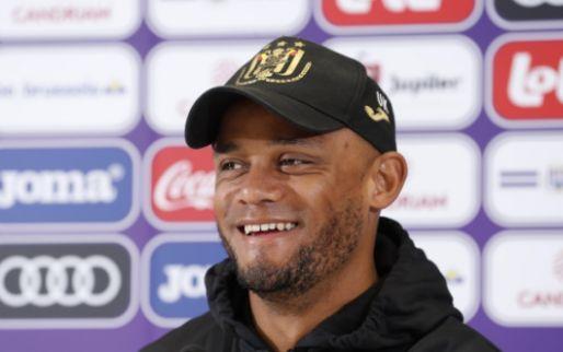 'Kompany kan opnieuw twee wissels doen in elftal van Anderlecht'