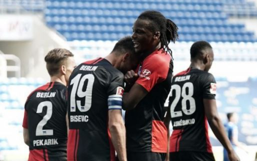 GOAL! Boyata maakt zijn eerste van het seizoen voor Hertha Berlijn