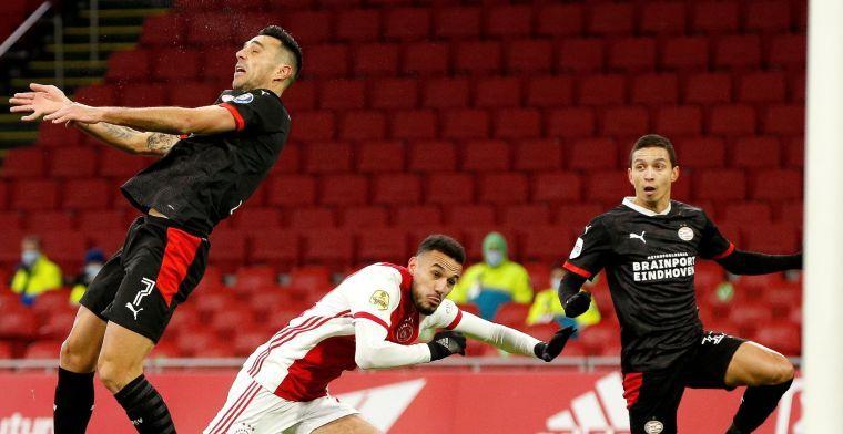 'Zestal spelers van Ajax en PSV hoeft niet te vrezen voor schorsing na statements'