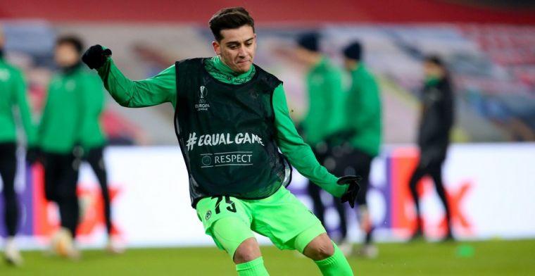 'Cypriotisch toptalent Loizou speelt zich in de kijker van Club Brugge'