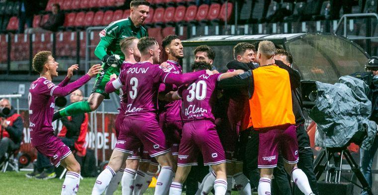 Krankzinnige slotdag Keuken Kampioen Divisie: Go Ahead virtueel naar Eredivisie