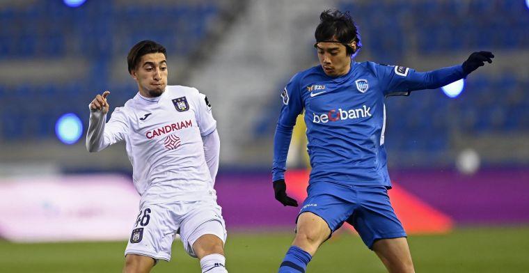 Onuachu bezorgt KRC Genk toch nog een puntje tegen Anderlecht
