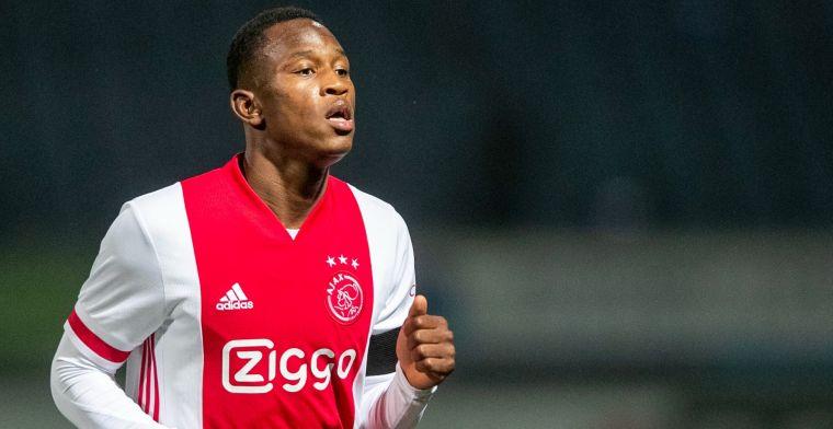 Ajax weet talent niet te behouden: 'Hebben meerdere malen gepraat met de club'
