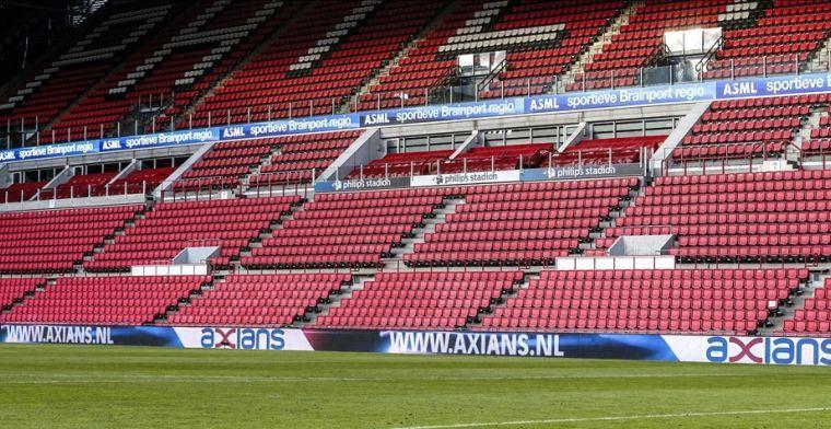 PSV opent het Philips Stadion: 'Iedereen welkom, zoals gebruikelijk in het zuiden'
