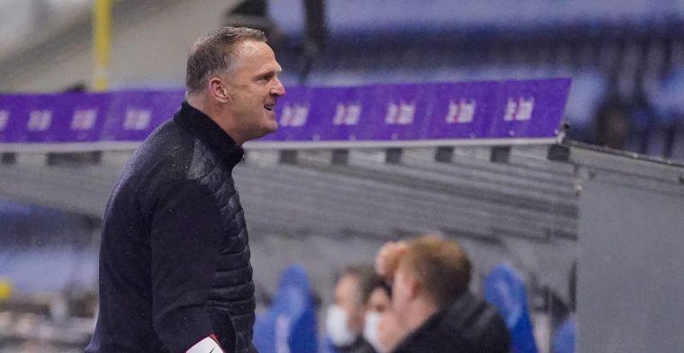 Van den Brom tracht Genk weer even van wolk te halen: Wedstrijd per wedstrijd