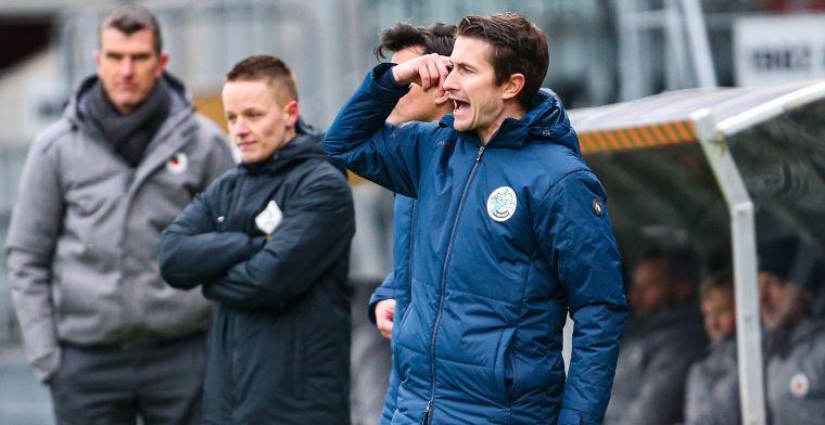 FC Den Bosch mist 17 (!) spelers en sluit seizoen af met fantasie-opstelling