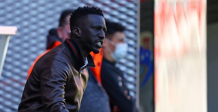 KV Mechelen-man maakt grote indruk op Leye: Hij is in vorm