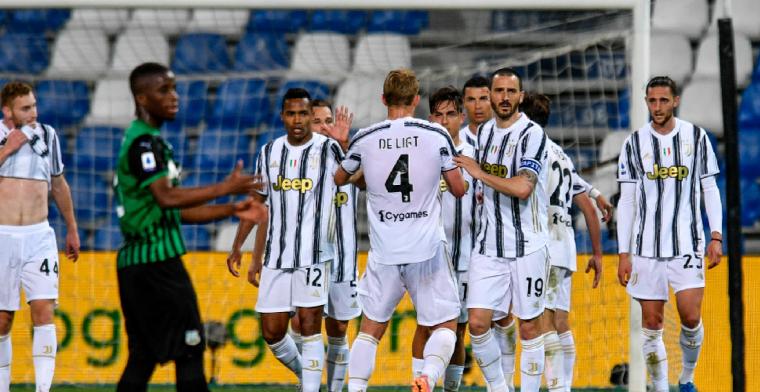 Juventus pakt volle buit, slachtpartij voor AC Milan, Lukaku scoort opnieuw