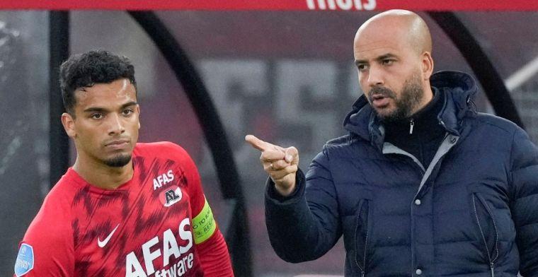 'Tagliafico en Max zijn ook prima backs, maar ik denk dat ik net iets beter ben'