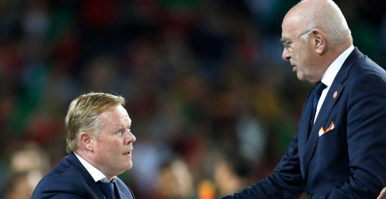 Van Praag fluit Koeman terug na kritiek: 'Zal ik eens iets verklappen over Barça?'