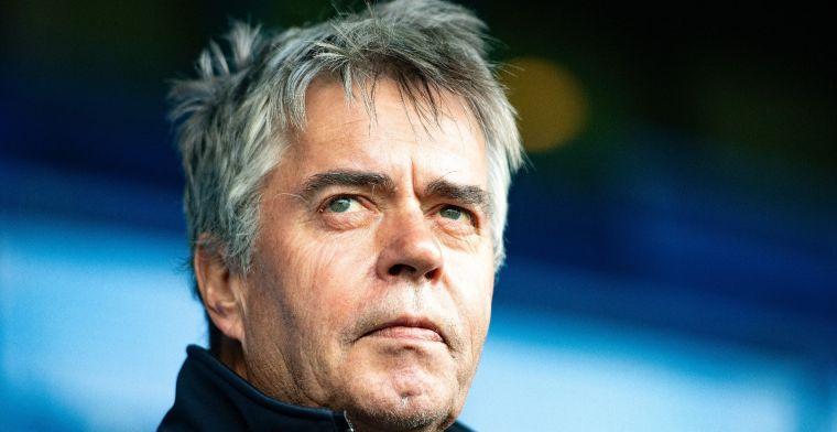 'Promotie naar Eredivisie is ons ontnomen, KNVB veranderde weer de spelregels'