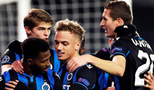 Vertrek in de maak bij Club Brugge?