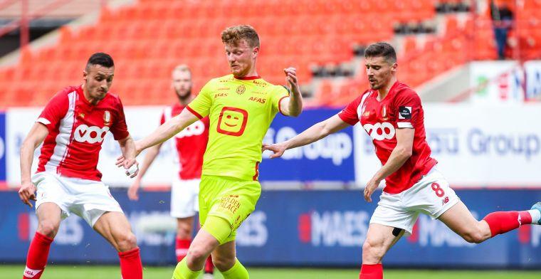 Standard laat in eigen huis laat dure punten liggen tegen KV Mechelen