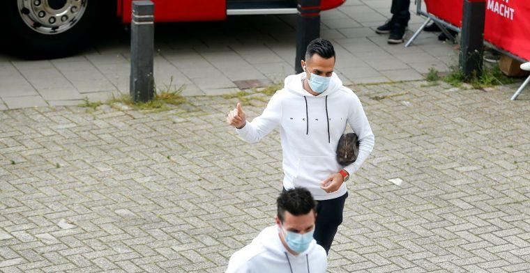 Zahavi terug bij PSV: 'Familie in het stadion, hij zal extra gemotiveerd zijn'