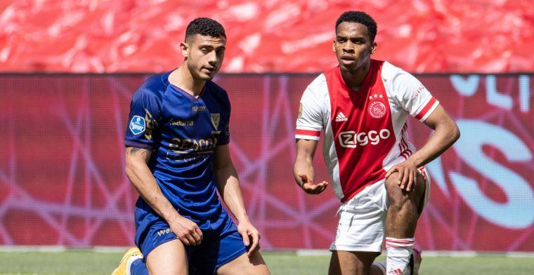 Ajax bezegelt lot VVV en heeft nog één doelpunt nodig voor magische grens