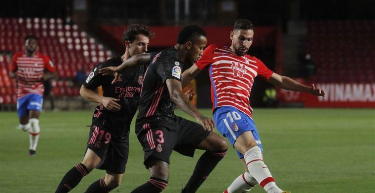 Real knokt zich naar zege en maakt Spaanse titelstrijd een Madrileens onderonsje