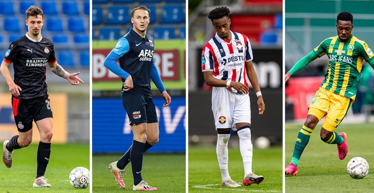 LIVE: ADO en VVV naar KKD, Feyenoord in play-offs, PSV bijna tweede (gesloten)