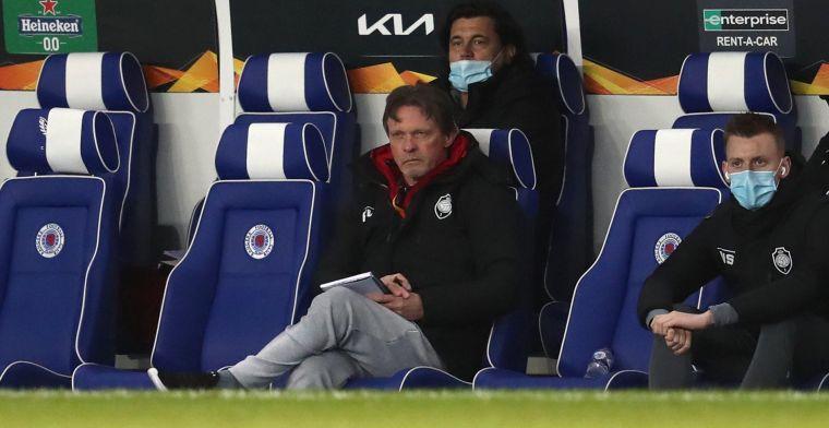LIVE: Mbokani aan de aftrap, Vanaken op de bank bij Club Brugge