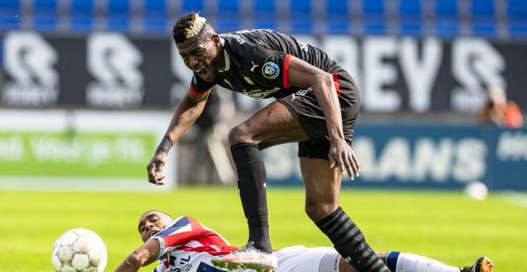 'Ik kon ook naar Engeland, maar PSV deed er alles aan om mij aan te trekken'