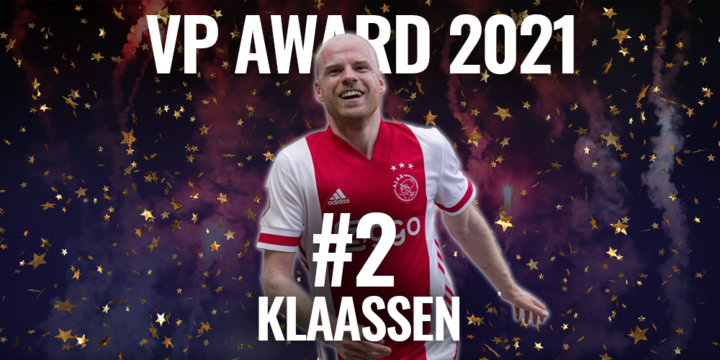 VP Award 2021: alleskunner Klaassen draait de klok drie jaar terug bij Ajax