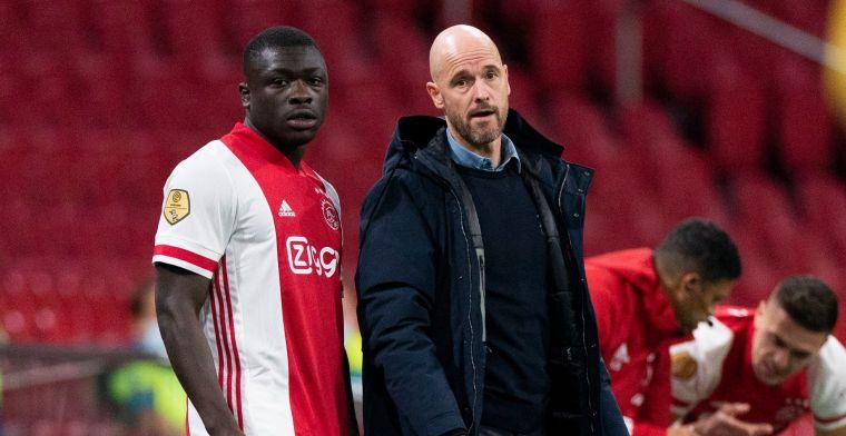 Ajax wil Brobbey terughalen van RB Leipzig: 'Ik weet dat Overmars ermee bezig is'