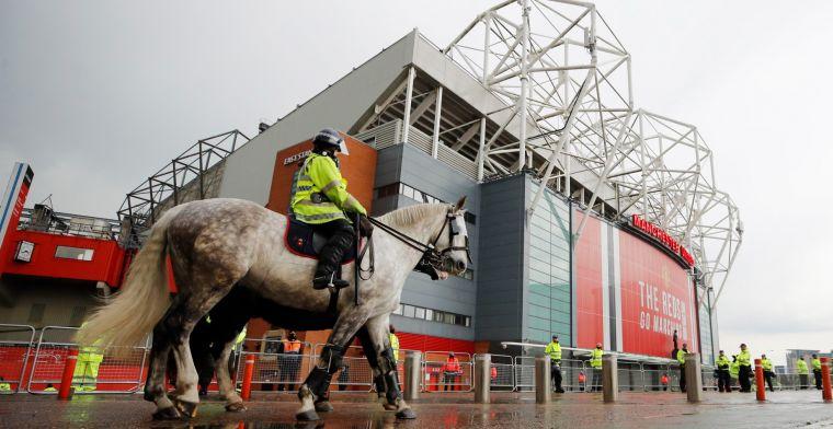 Bizarre ontwikkelingen in Engeland: supporters Man United blokkeren Liverpool-bus