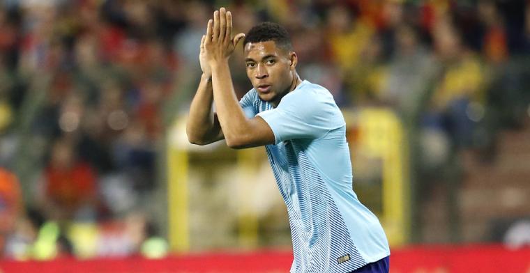 Danjuma (ex-Club Brugge) wil naar het EK: Ik zou het héél graag willen