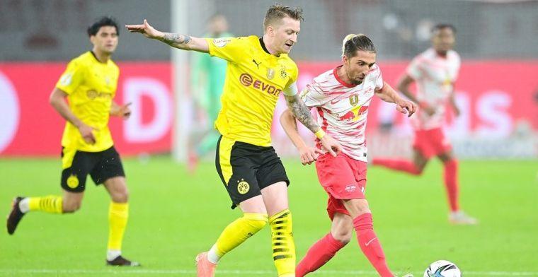 Sancho en Haaland schieten herrezen Dortmund naar eremetaal