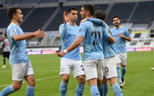 Afbeelding: Man City wint van Newcastle na spektakelstuk met zeven goals, hoofdrol Torres