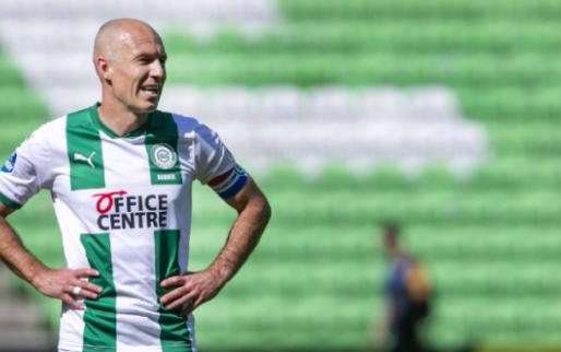 Onbegrip bij Robben: 'Andere belangen zijn groter dan belang spelers'