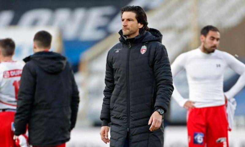Afbeelding: OFFICIEEL: Moeskroen moet op zoek naar nieuwe coach, Simao heeft nieuwe club