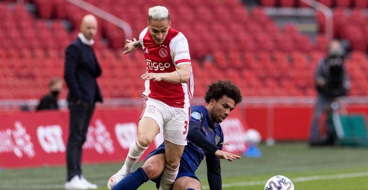 Antony geselecteerd voor de Olympische Spelen: ongunstige timing voor Ajax
