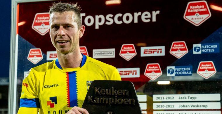 Transfervrij KKD-fenomeen Mühren 'heeft twee Eredivisie-opties': Goede spits