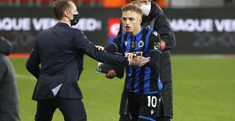 Lang (Club Brugge) niet in de voorselectie van Nederland voor EK