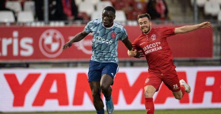 'Als Ajax hem voor De Ligt- of De Jong-prijs kan verkopen, is het goede koop'