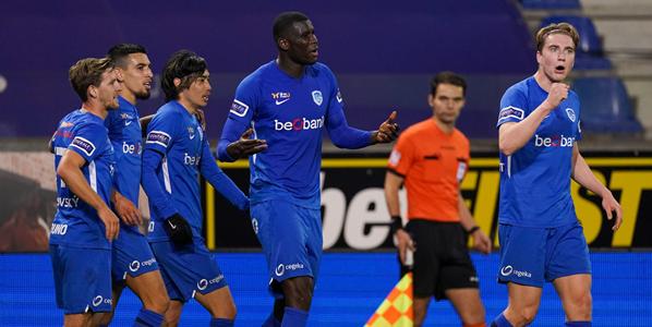 KRC Genk trekt met volledig dezelfde selectie naar RSC Anderlecht