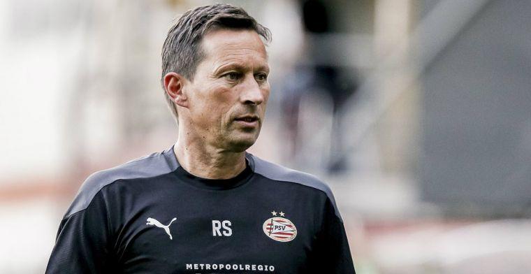 Schmidt niet bezorgd over lange Champions League-route: 'Lukt nooit helemaal'