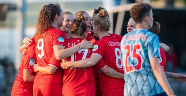 Transferrel na duel tussen vrouwen van Twente en Ajax: 'Bullshitverhaal'