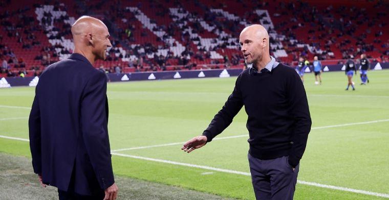 Ook Vitesse stuurt tweetal op vakantie voor Ajax-thuis: De vermoeidheid zit diep