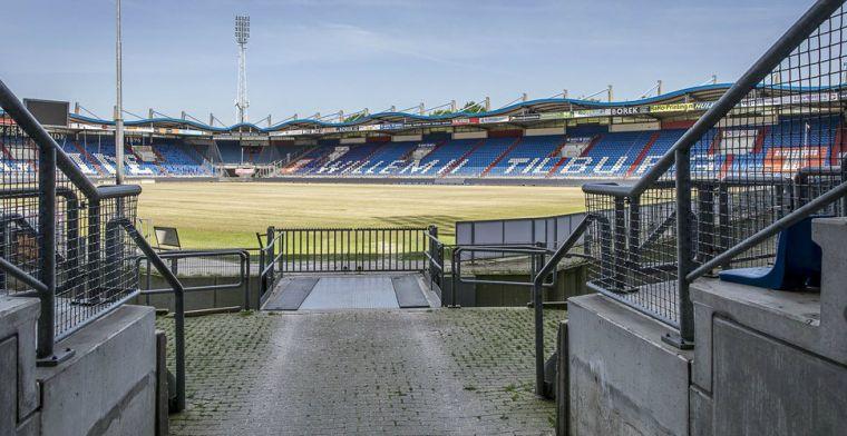'Fortuna volgt voorbeeld van Ajax, PSV en Vitesse in Koning Willem II Stadion'