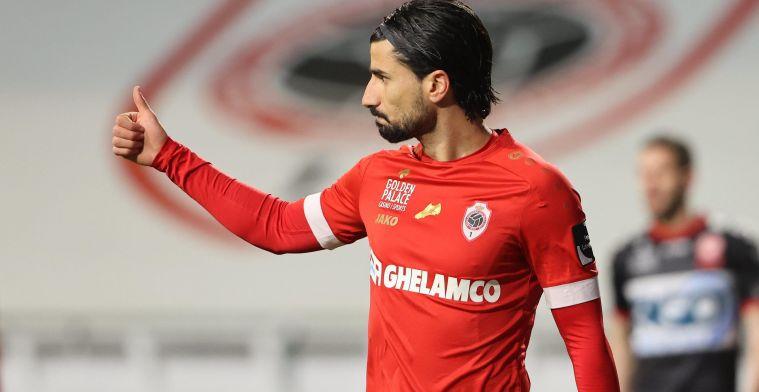 'Refaelov vertrekt woensdag al uit Antwerpen'