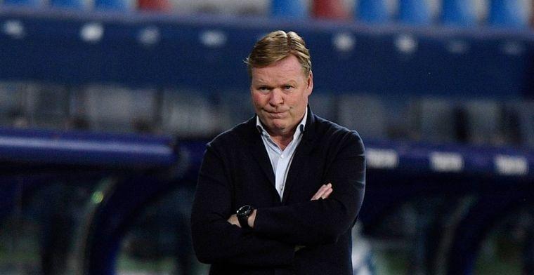 'Laporta vraagt Koeman om aanvallender voetbal en een ander systeem'