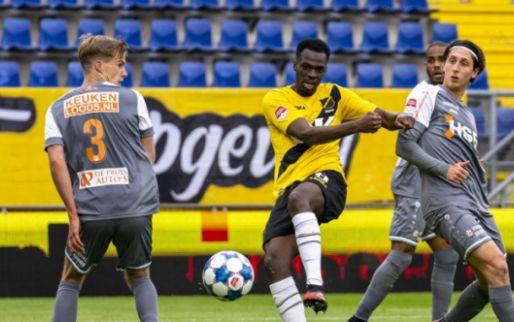 Afbeelding: NAC maakt einde aan Eredivisie-droom van Volendam met ruime zege